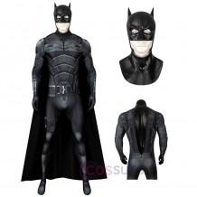 The batman 2021 movie Bruce Wayne Robert Pattinson Cosplay Costume