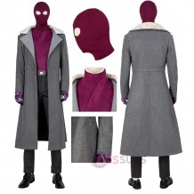The Falcon and The Winter Soldier Zemo Cosplay Costume