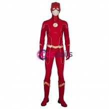 The Flash Cosplay Costume The Flash Season 6 Barry Allen Cosplay Suit