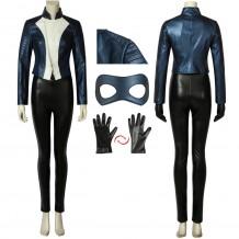 DC The Flash Season 5 Iris West Nora Allen Cosplay Costume