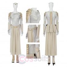 Thena Cosplay Costumes Eternals Cosplay Suit