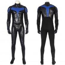 Titans Season 1 Nightwing Dick Grayson Cosplay Suit