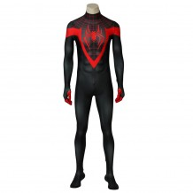 Ultimate Spider-Man Suit Miles Morales Cosplay Costume