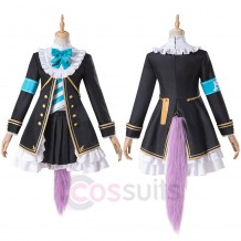 Uma Musume Pretty Derby Mejiro McQueen Cosplay Costumes