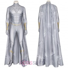 WandaVision Vision Cosplay Costumes White Vision Cosplay Suit