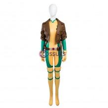 X-Men Rogue Anna Marie Comic Cosplay Costume