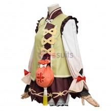 Yaoyao Cosplay Costume Genshin Impact Cosplay Suit