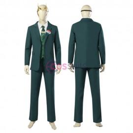 2021 New Loki Cosplay Costume Loki Cosplay Suit