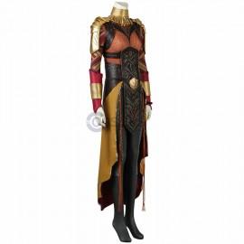 Avengers: Endgame Black Panther Avengers 3: Infinity War Okoye Cosplay Costume with Boots