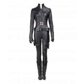 Marvel's The Avengers Natasha Romanoff Black Widow Cosplay Costume