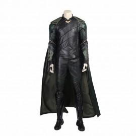 Top Grade Thor 3 Ragnarok Loki Cosplay Costume