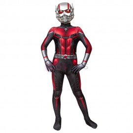 Ant Man Costume For Kids Ant-Man 2 Cosplay Jumpsuit Halloween Children Costumes
