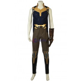 Avengers 3: Infinity War Thanos Cosplay Costume Suit