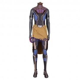 Black Panther Shuri Cosplay Costumes Wakanda Shuri Cosplay Suits