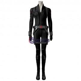 Black Widow Natasha Romanoff Black Cosplay Suit