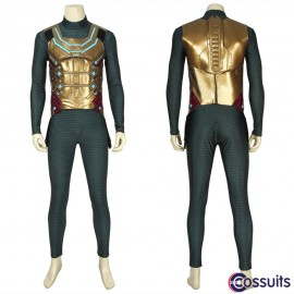 Spider-Man Far From Home Quentin Beck Mysterio Cosplay Costume