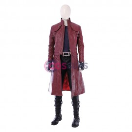 Dante Cosplay Costume 2018 Devil May Cry 5 Dante Cosplay Suit