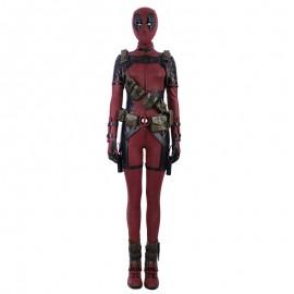 Lady Deadpool Costume Deadpool Female Cosplay Suits
