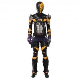 Deathstroke Cosplay Costume Slade Wilson Supervillain Cosplay Suit