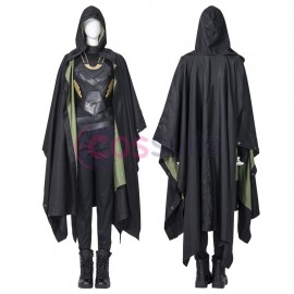 Female Loki Cosplay Costume Sylvie Laufeydottir Cosplay Suit Ver.3