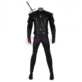 Geralt Cosplay Costumes The Witcher Cosplay Suit