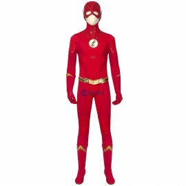 GodSpeed Cosplay Costumes The Flash Season 5 Cosplay Suits