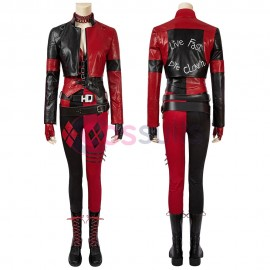 Harley Quinn Suit The Suicide Squad 2021 Harley Quinn Cosplay Costume