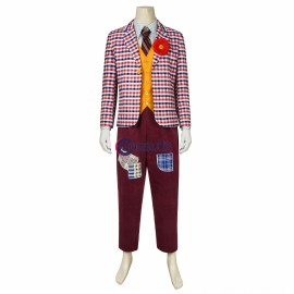 2019 Joker Cosplay Costume Arthur Fleck Cosplay Suits