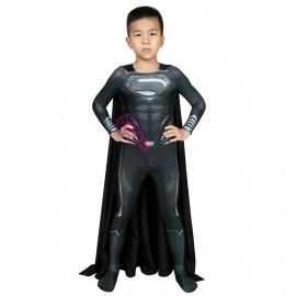 Justice League Superman Cosplay Costume Superman Clark Kent Suit