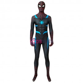 Marvel Spiderman Secret War Cosplay Jumpsuit