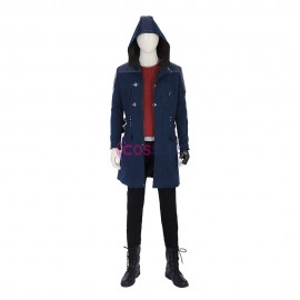 Nero Cosplay Costume Devil May Cry 5 Nero Cosplay Suit
