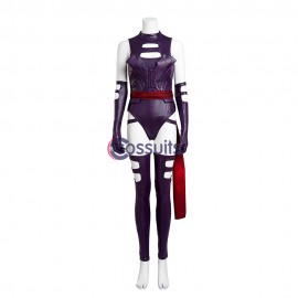 New X-Men Apocalypse Psylocke Elizabeth Betsy Braddock Cosplay Costume