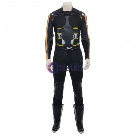 New X-Men Days of Future Past Logan Wolverine Cosplay Costume