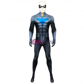Nightwing Costumes Son Of Batman Nightwing Cosplay Suit