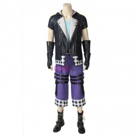 Riku Cosplay Costume Kingdom Hearts 3 Riku Cosplay Suit