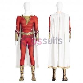 Shazam Cosplay Costume Shazam 2 Fury of the Gods Suits