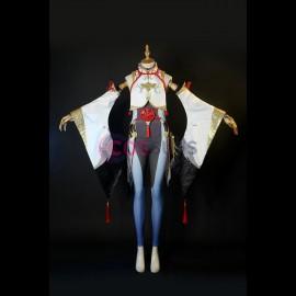 ShenHe Costume Game Genshin Impact Cosplay Outfit