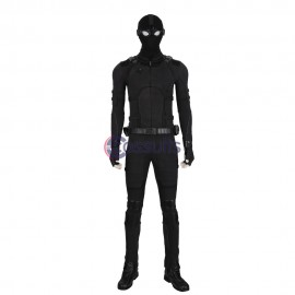 Spider-Man Stealth Suit Far From Home Cosplay Costumes