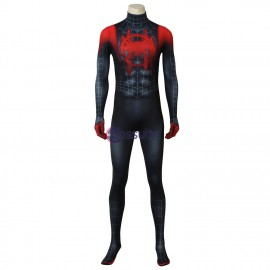Spider-Man Miles Morales Costume Into the Spider-Verse Suit