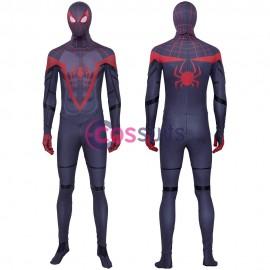 Spider-man Miles Morales Cosplay Suit Miles Morales Jumpsuit