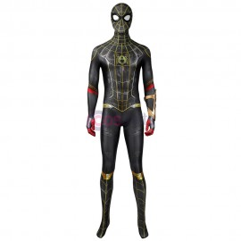 Spider-Man No Way Home Costume Peter Parker Cosplay Suit