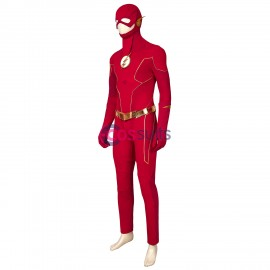 The Flash Season 6 Costume Barry Allen Cosplay Suit