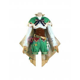 Venti Costume Game Genshin Impact Cosplay Outfit