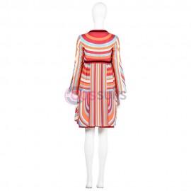 Wanda Pregnant Cosplay Costume WandVision Suit