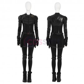 Yelena Belova Black Costumes Black Widow 2021 Cosplay Suit