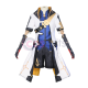 Albedo Costume Game Genshin Impact Cosplay Outfit