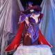 Game Genshin Impact Mona Cosplay Costumes