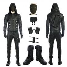 Green Arrow 5 Prometheus Cosplay Costume