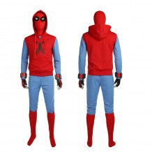 Spiderman Suit Homecoming Peter Parker Cosplay Costume
