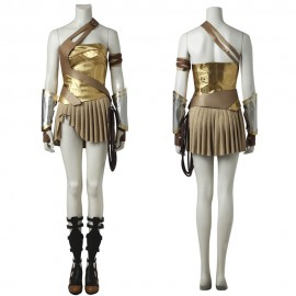 2017 Movie Wonder Woman Costume Diana Princess Cosplay